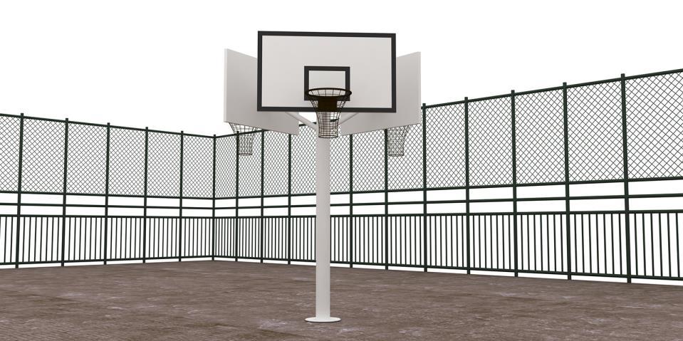 Basketbol Saha ve Pota BS-03