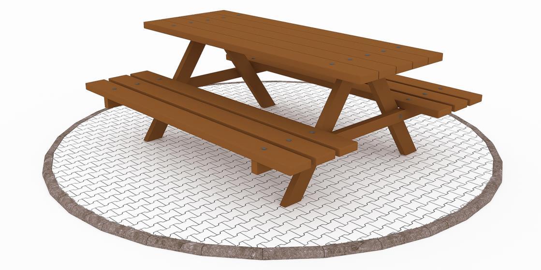 Piknik Masaları PM-05