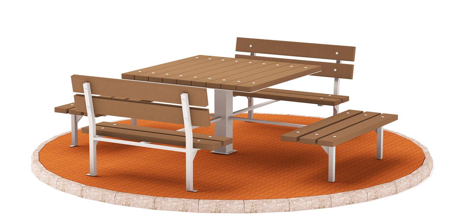 Piknik Masaları PM-04