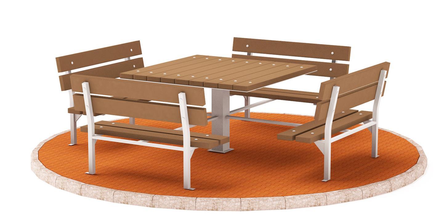 Piknik Masaları PM-03