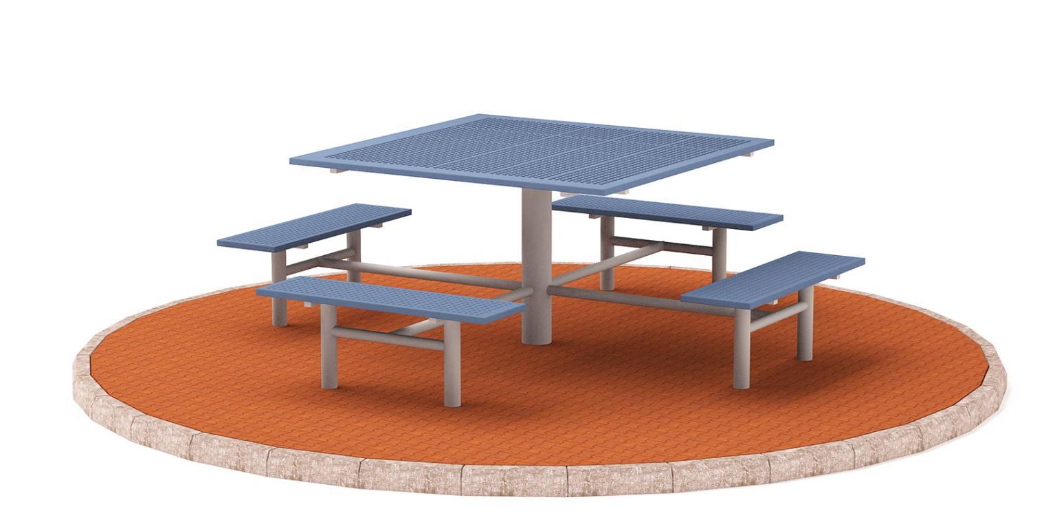 Piknik Masaları PM-01