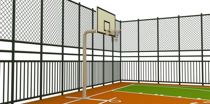 Basketbol Saha ve Pota BS-04