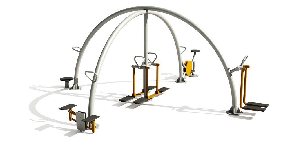 Fitness Spor Aletleri FT-2 13